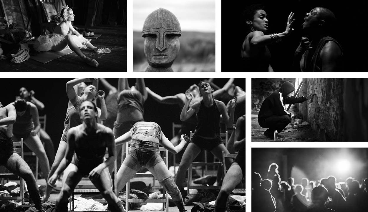 Kulturanalys Norden – svartvita bilder