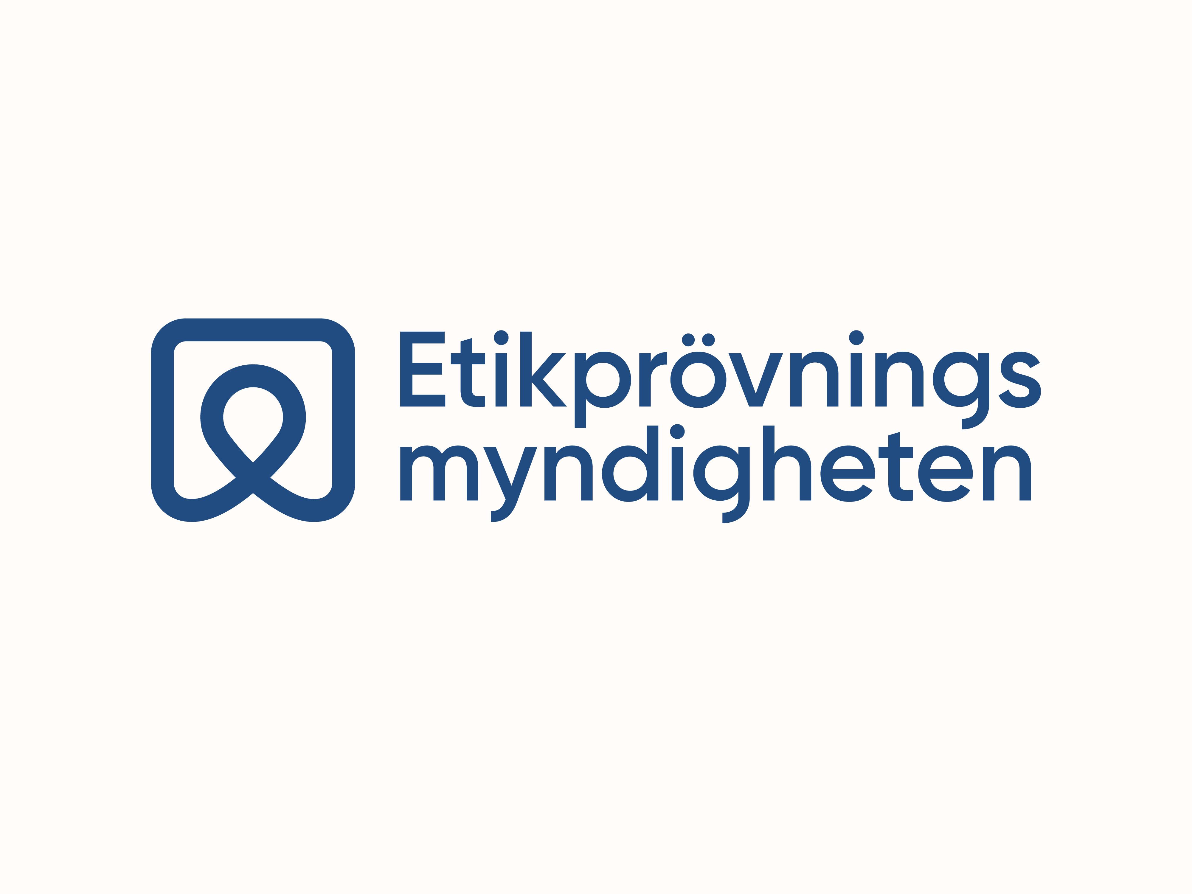 Etikprövningsmyndigheten logo