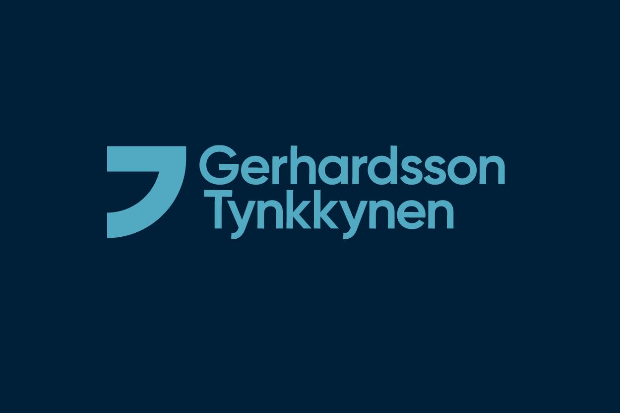 Gerhardsson och Tynkkynen logo
