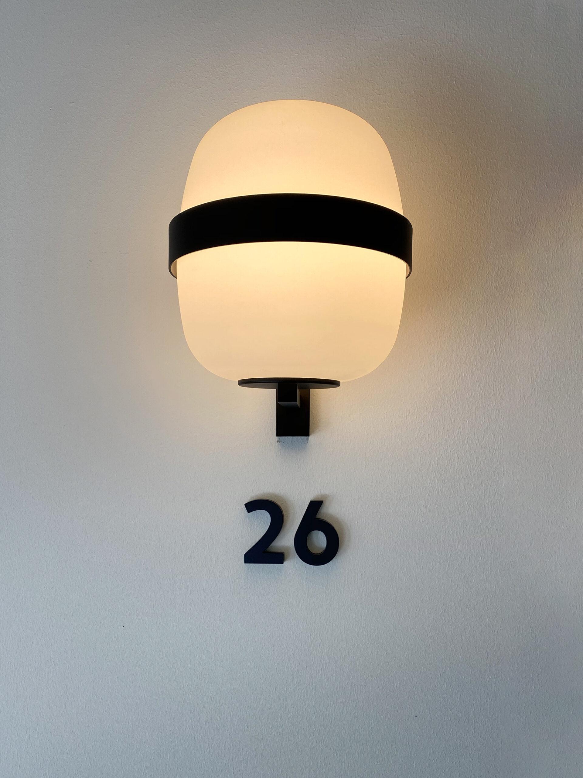 Villa Baro lampa